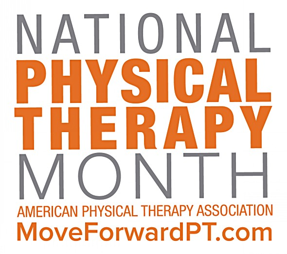 2018 National Physical Therapy Month Logo